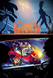 Watch Movie Legend of Hallowaiian