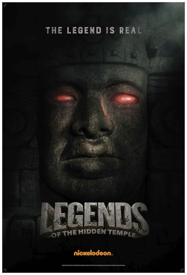 Watch Movie Legends of the Hidden Temple: The Movie