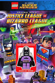 Watch Movie Lego Dc Justice League Vs Bizarro League