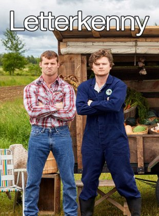 Watch Movie Letterkenny - Season 2