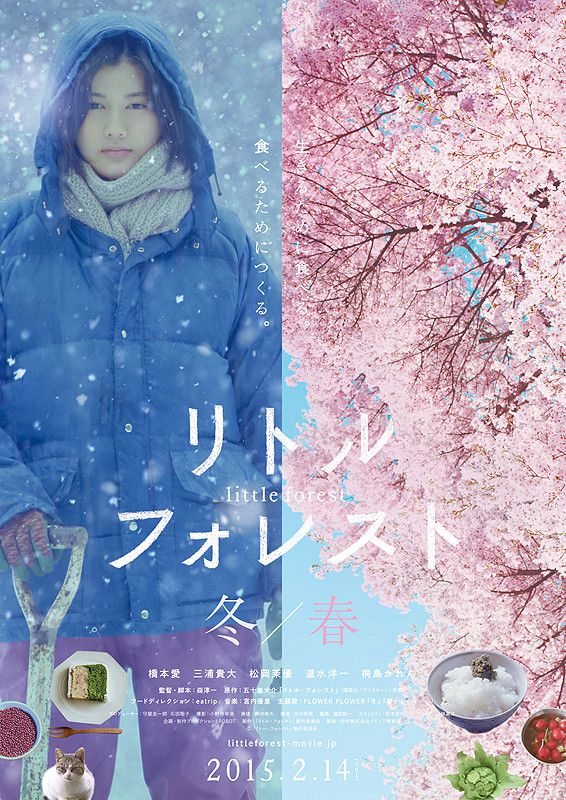 Watch Movie Little Forest: Winter/spring