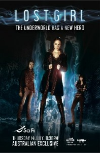 Watch Movie Lost Girl - Season 4