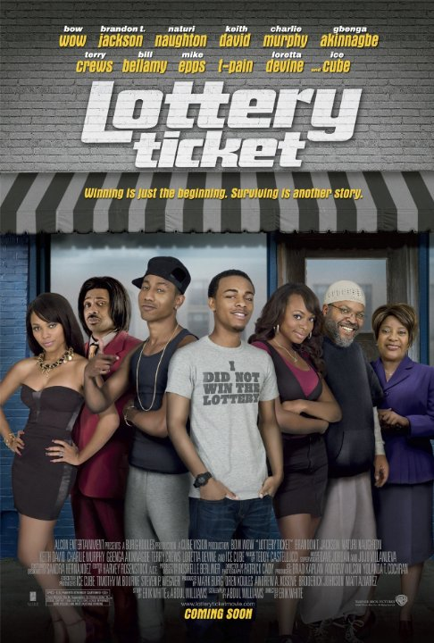 Watch Movie Lottery Ticket