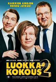 Watch Movie Luokkakokous 2: Polttarit