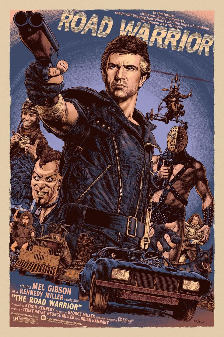 Watch Movie Mad Max 2: The Road Warrior