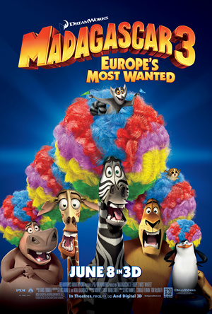 Watch Movie Madagascar 3: Europe's Most Wanted