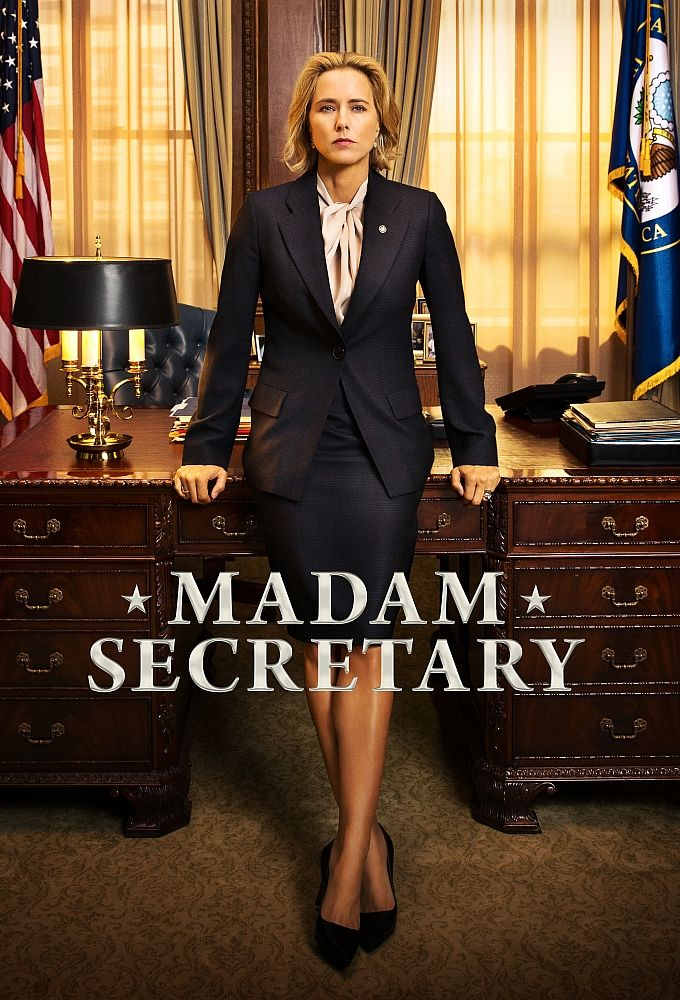 Watch Movie Madame Secretary - Season 6