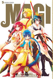 Watch Movie Magi: The Labyrinth of Magic