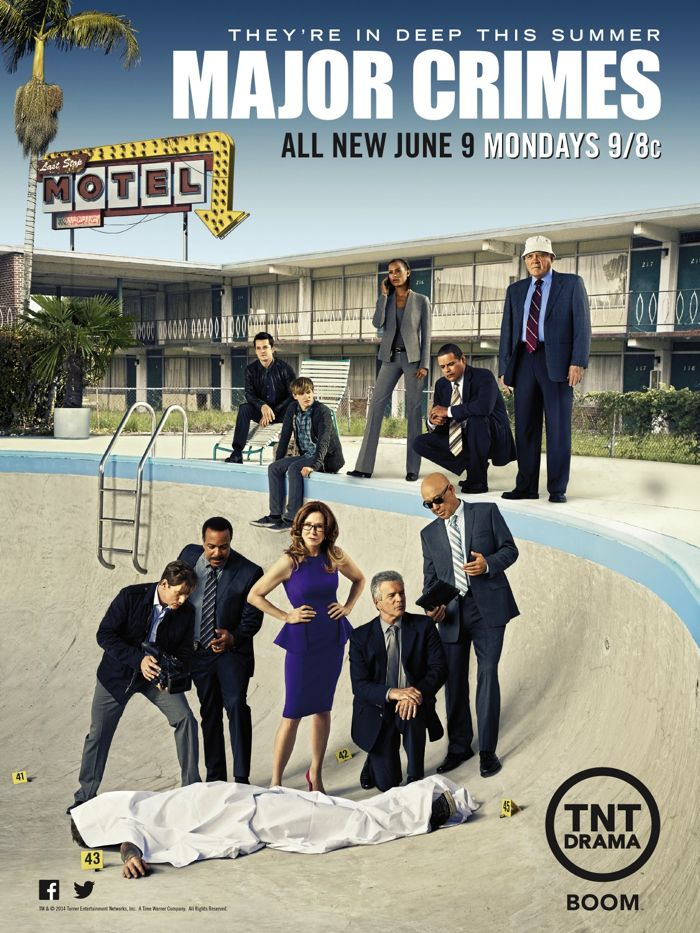 Watch Movie Major Crimes - Season 5
