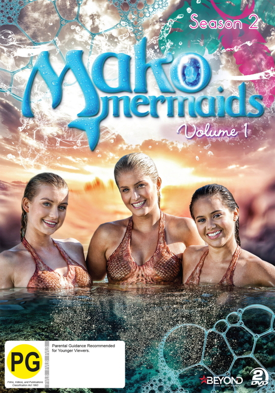 Watch Movie Mako Mermaids - Season 4