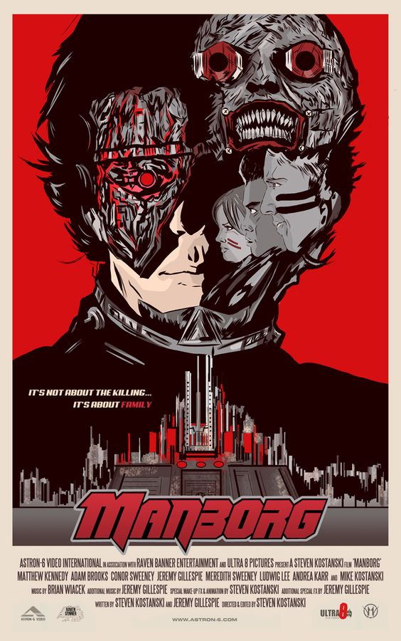 Watch Movie Manborg