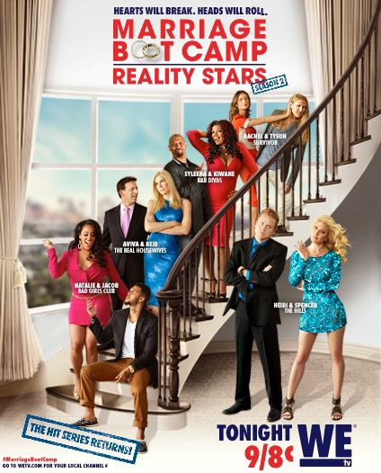 Watch Movie Marriage Boot Camp Reality Stars - Season 13