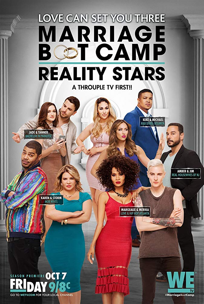 Watch Movie Marriage Boot Camp Reality Stars - Season 14