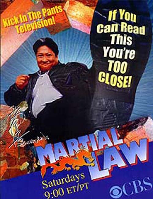 Watch Movie Martial Law