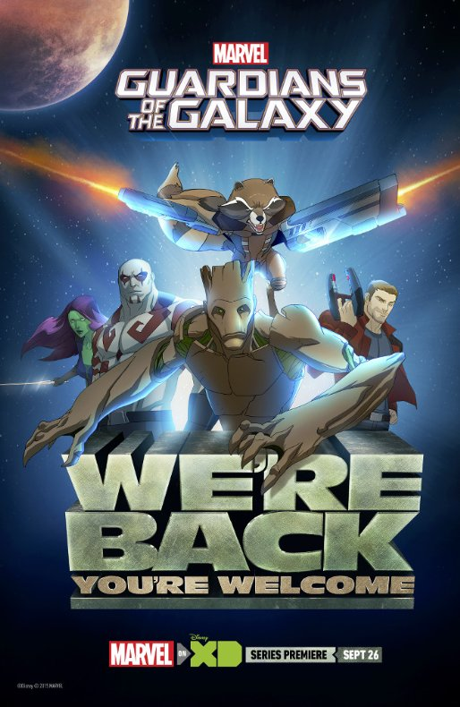 Watch Movie Marvels Guardians of the Galaxy - Season 1