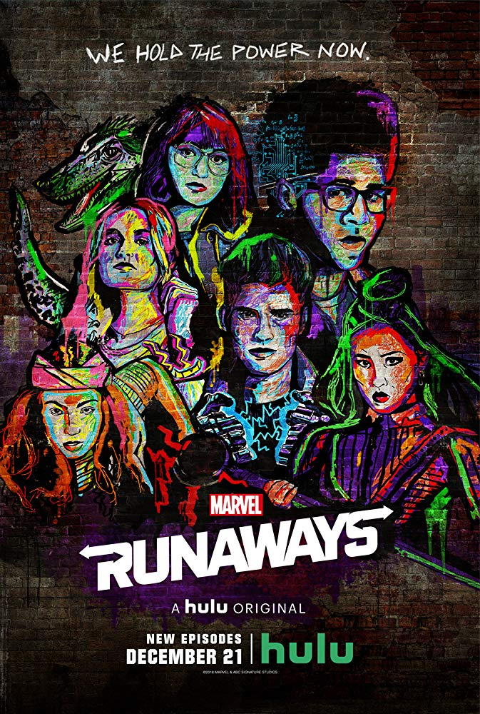 Watch Movie Marvel's Runaways - Season 2