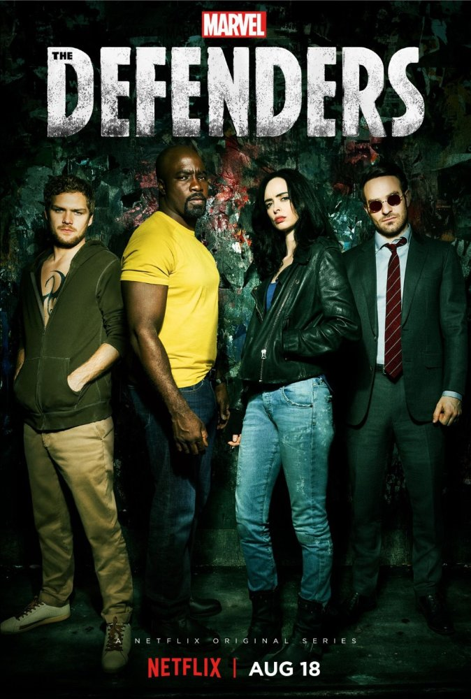 Watch Movie Marvel's The Defenders - Season 1