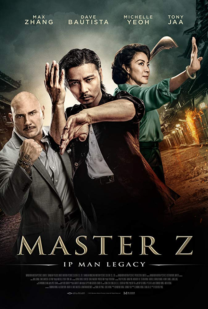 Watch Movie Master Z: Ip Man Legacy