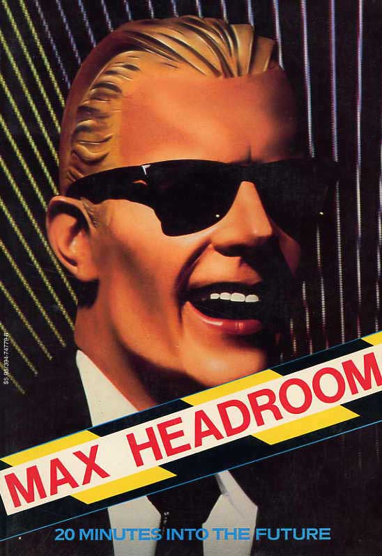 Watch Movie Max Headroom - Season 1-2