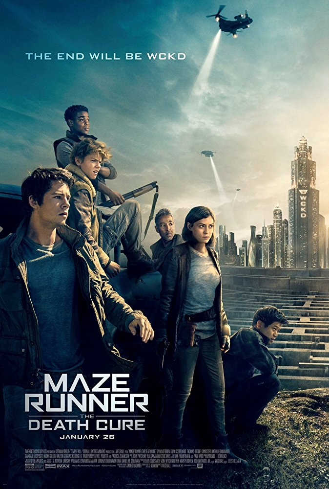 Watch Movie Maze Runner: The Death Cure
