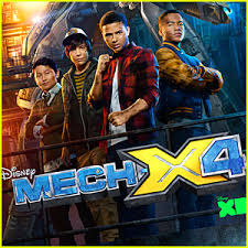 Watch Movie MECH-X4 - Season 2