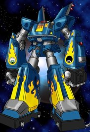 Watch Movie Megas XLR