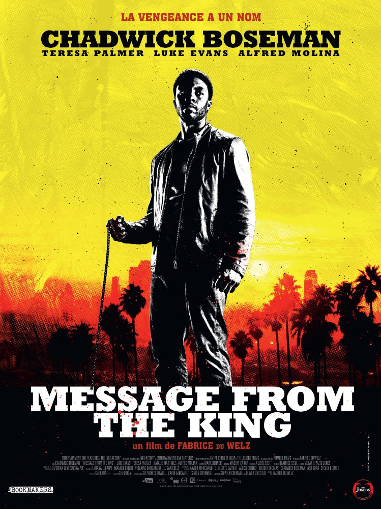 Watch Movie Message from the King
