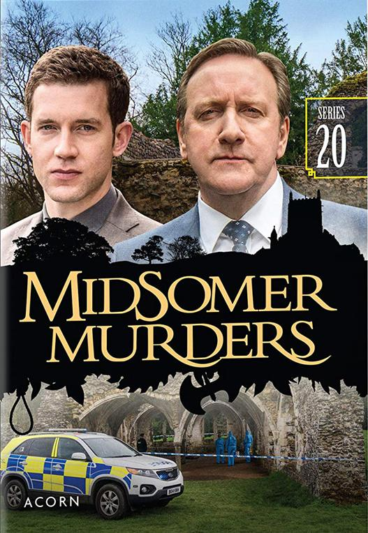 Watch Movie Midsomer Murders - Season 1