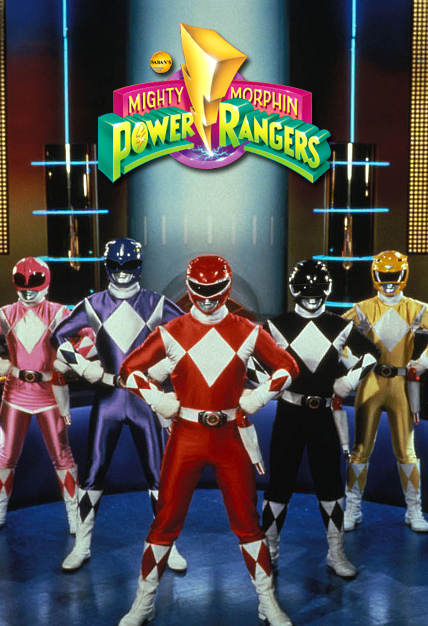 Watch Movie Mighty Morphin Power Rangers - Season 1