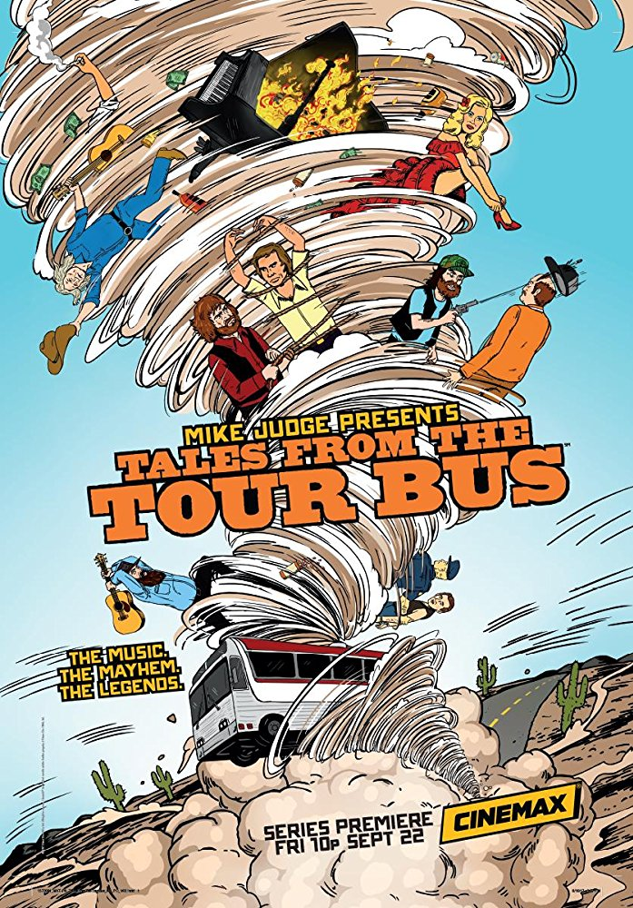 Watch Movie Mike Judge Presents Tales from the Tour Bus - Season 01