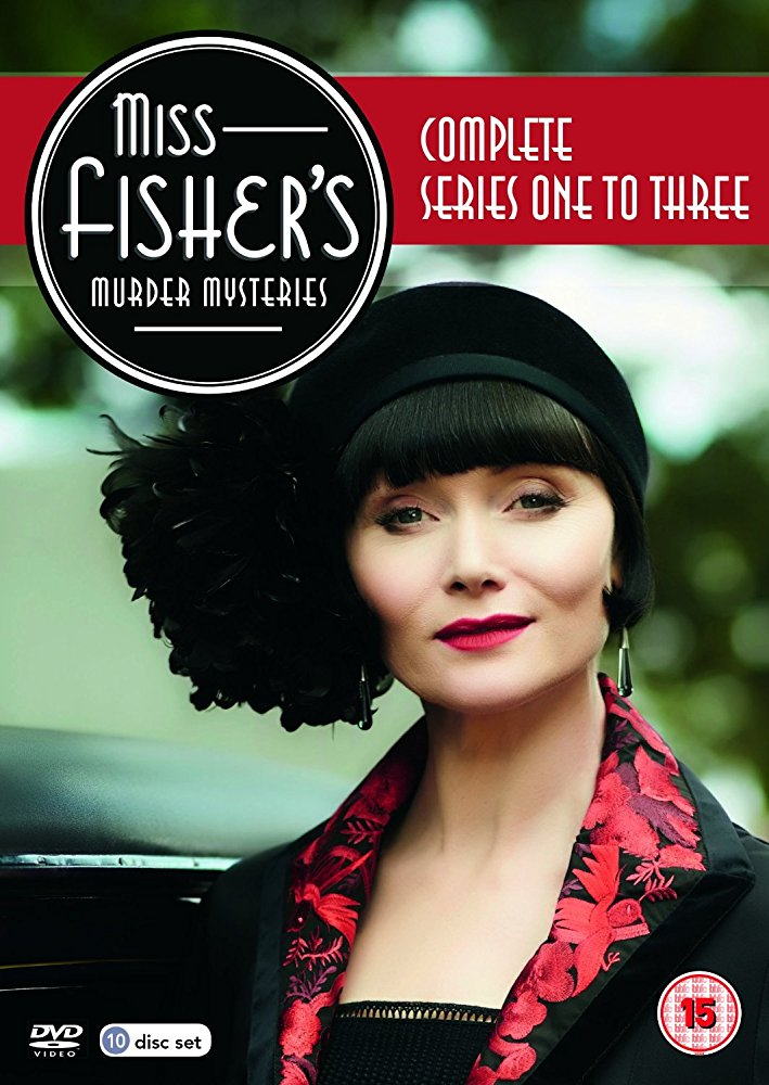 Watch Movie Miss Fisher's Murder Mysteries - Season 2