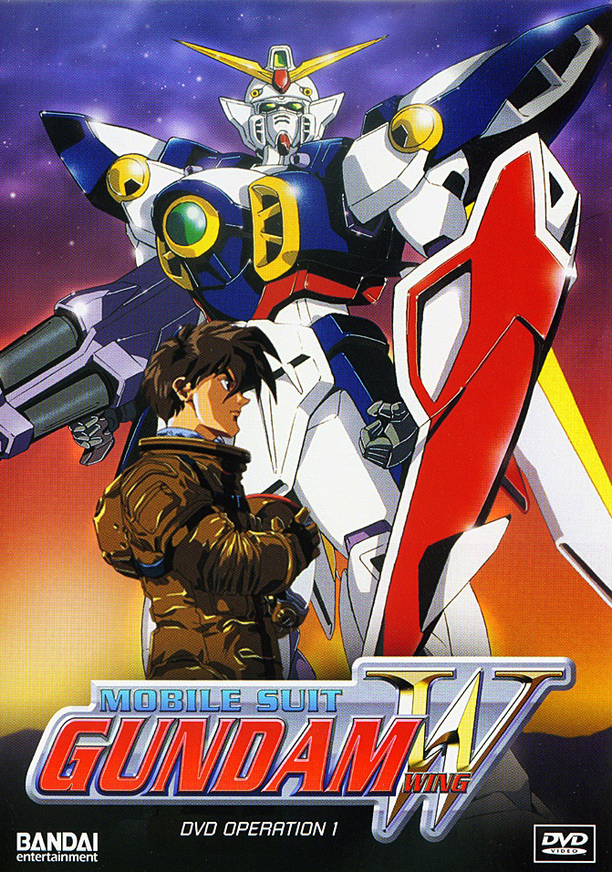 Watch Movie Mobile Suit Gundam Wing