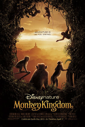 Watch Movie Monkey Kingdom 2015