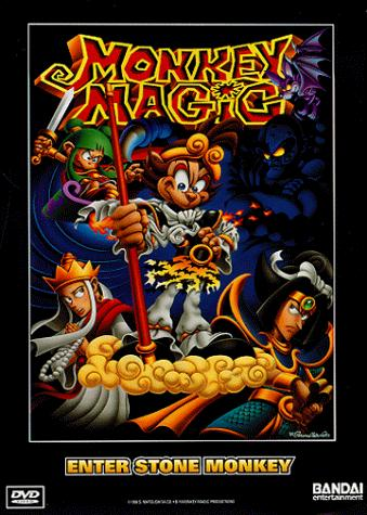 Watch Movie Monkey Magic