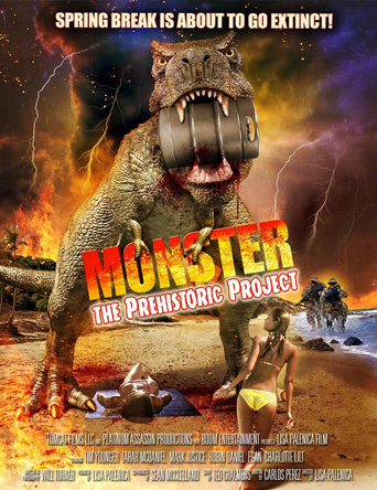 Watch Movie Monster: The Prehistoric Project