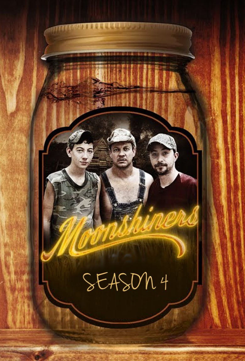 Watch Movie Moonshiners - Season 4