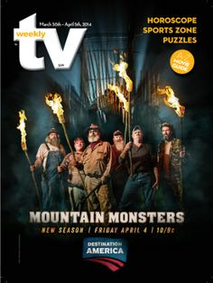 Watch Movie Mountain Monsters - Season 3