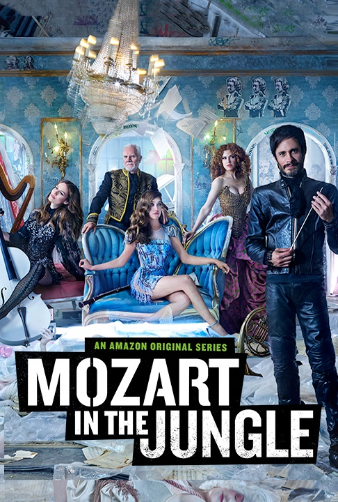 Watch Movie Mozart In The Jungle - Season 4