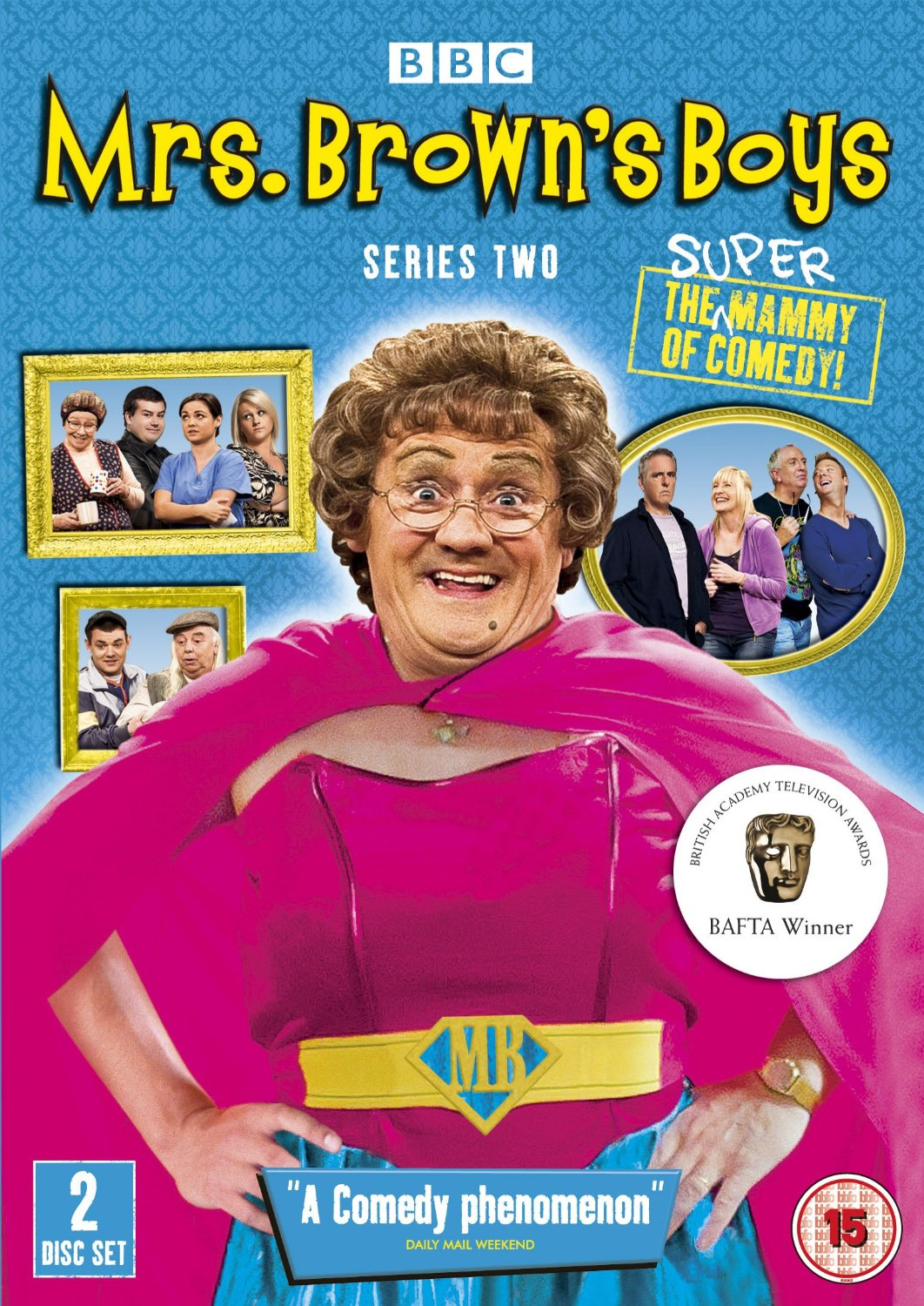 Watch Movie Mrs. Browns Boys - Season 2