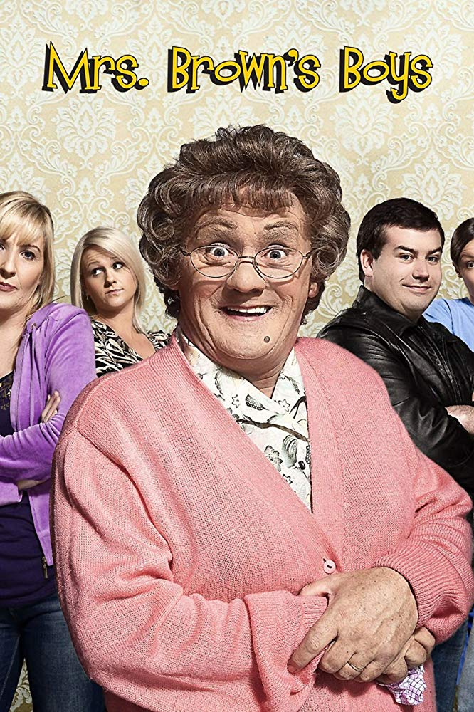 Mrs Brown's Boys - Season 4