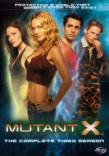 Watch Movie Mutant X - Season 01