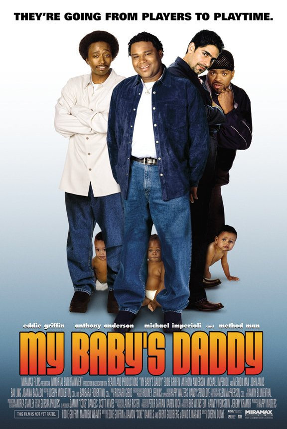 Watch Movie My Baby's Daddy