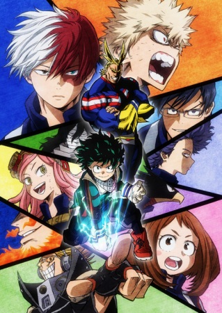 Watch Movie My Hero Academia - Season 2
