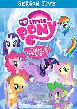 Watch Movie My Little Pony Friendship Is Magic - Season 5