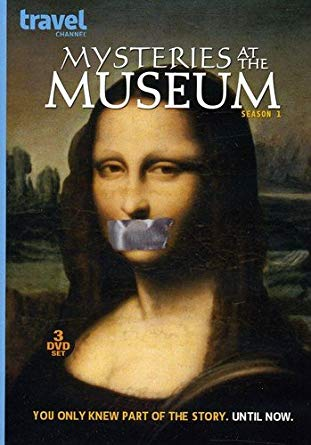 Watch Movie Mysteries at the Museum - Season 8
