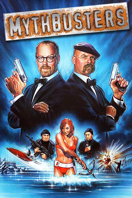Watch Movie MythBusters - Season 15