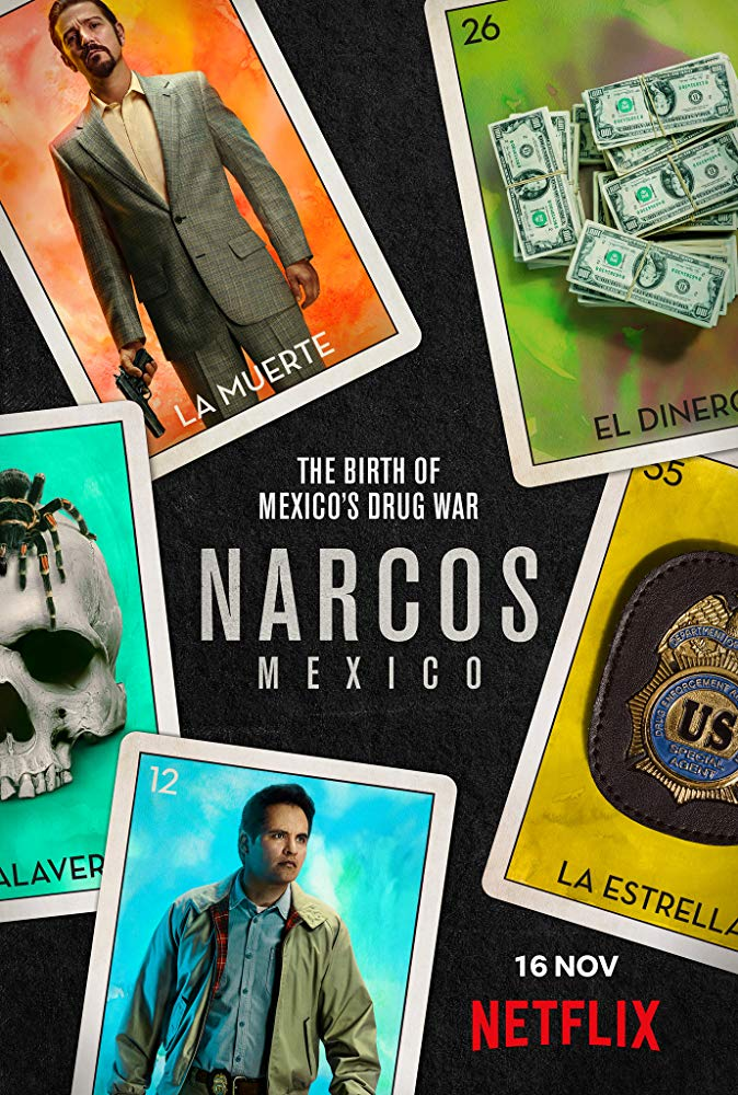 Watch Movie Narcos: Mexico - Season 2