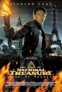 Watch Movie National Treasure: Book Of Secrets