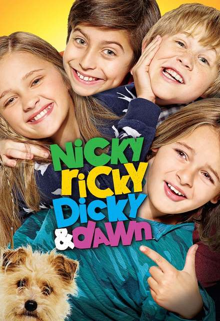 Watch Movie Nicky Ricky Dicky and Dawn - Season 1