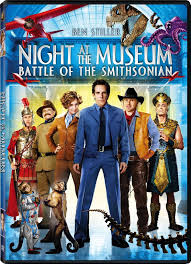 Watch Movie Night At The Museum: Battle Of The Smithsonian